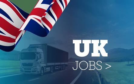 UK freight jobs