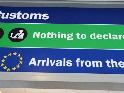 EU Customs Arrivals