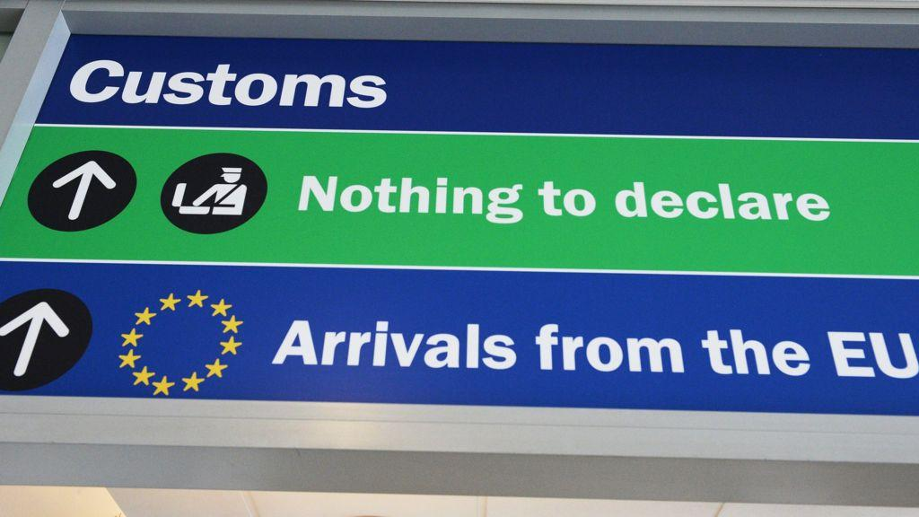 EU Customs Arrivals
